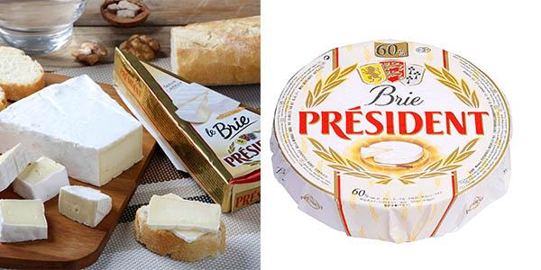 queso Brie Président de 1 kg barato