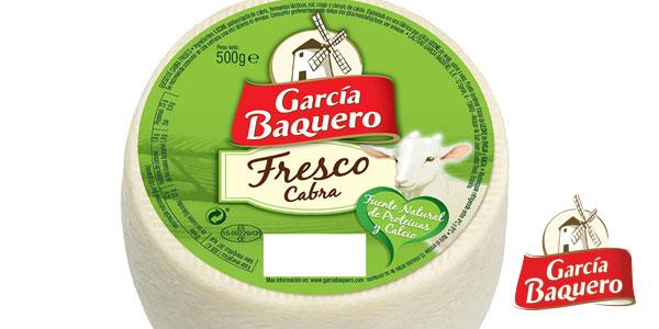 Queso Fresco de Cabra Garcia Baquero de 500 gr barato en Amazon