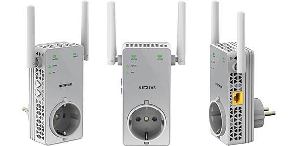 Netgear EX3800-100PES AC750 Dual Band en Amazon