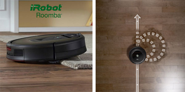 Robot aspirador Roomba 696 programable con App y con WiFi chollazo en eBay