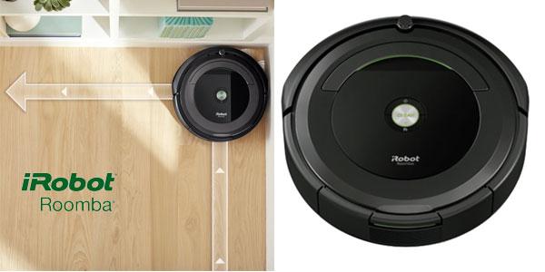 Robot aspirador Roomba 696 programable con App y con WiFi chollo en eBay
