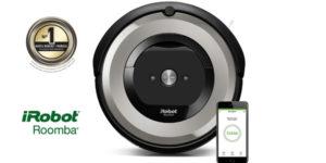Robot aspirador Roomba e5154 optimizado para pelo de mascotas con WiFi y App barato en Amazon