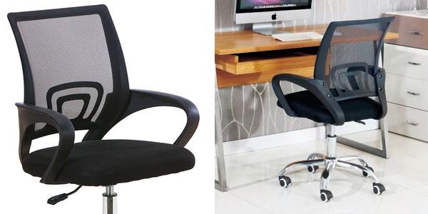 silla de oficina giratoria barata