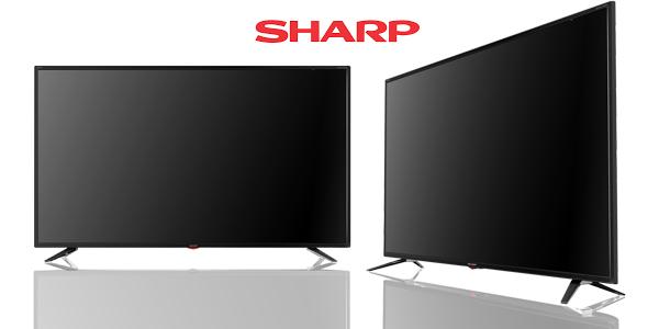 """Smart TV Sharp LC-49UI7352E UHD 4K HDR de 49"""" chollazo en eBay"""