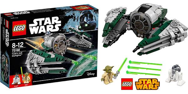 Starfighter Jedi de Yoda (LEGO Star Wars) barato