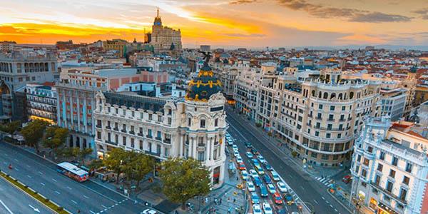 viaje de fin de semana low cost a Madrid para ver el musical El Rey León chollo
