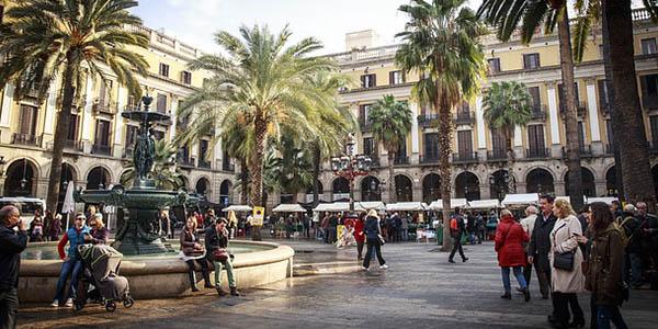 visitar Barcelona con presupuesto low cost