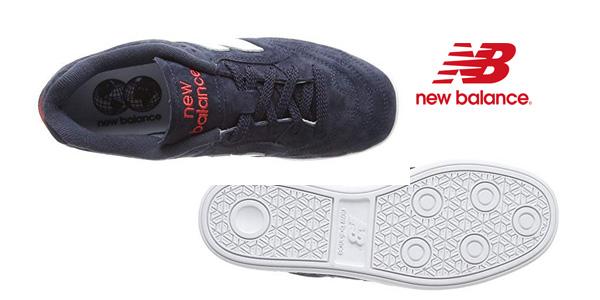Zapatillas deportivas New Balance Ml11av1 en color azul para hombre chollo en Amazon