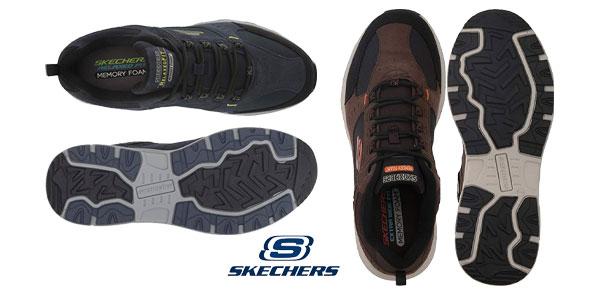 Zapatillas Skechers Oak Canyon para hombre chollo en Amazon