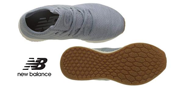 Zapatillas New Balance Cruz Decon en gris o negro para mujer chollo en Amazon