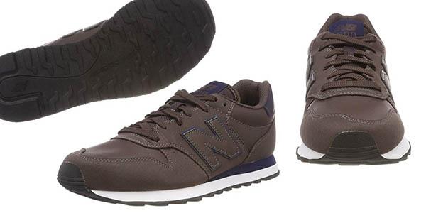 zapatillas New Balance GM500 marrón chollo