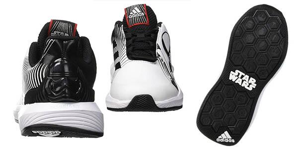 zapatillas para niñ@s Adidas Star Wars chollo