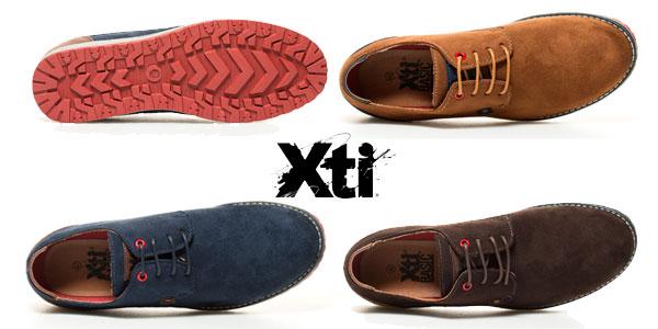 Zapatos Xti Lio en varios colores para hombre chollo en eBay