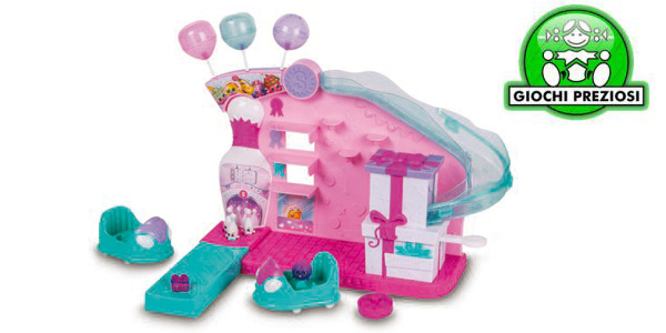 Playset Party Game Arcade Shopkins Giochi Preziosi HPK87001 chollo en Amazon