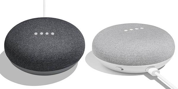 Google Home Mini al mejor precio