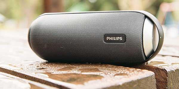 Altavoz portátil Philips BT6000 con bluetooth, nfc, 2x 6 W, chollo en Amazon