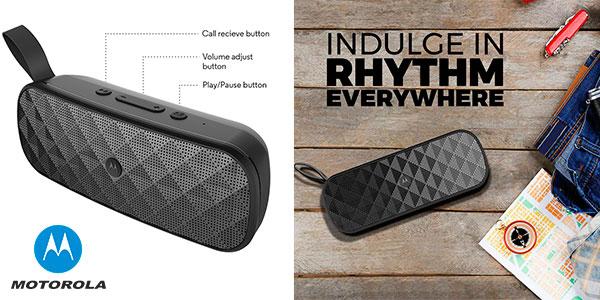 Altavoz Motorola Sonic Play+ 275 con Bluetooth barato
