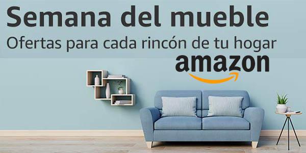 Amazon España Semana del Mueble noviembre 2018