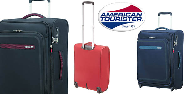 American Tourister Airbeat maleta de cabina barata