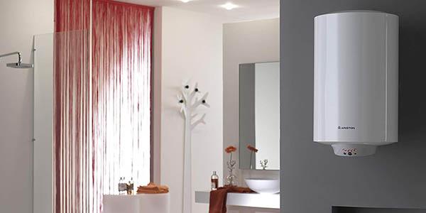 Ariston termo eléctrico agua caliente relación calidad-precio genial