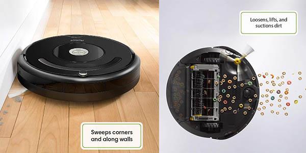aspirador inteligente Roomba 675 oferta