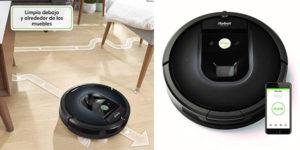 Robot aspirador Roomba 981 barato