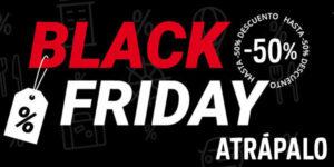 Atrápalo Black Friday 2019
