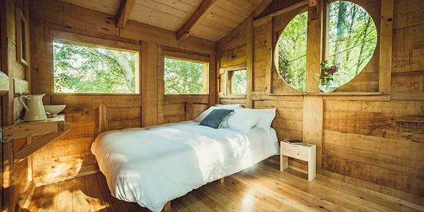 Basoa Suites cabañas en los árboles de primera categoría