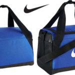 Bolsa de deporte Nike Brasilia Duffel XS azul Game Royal barata en Amazon