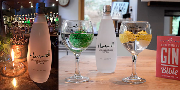 Ginebra Haswell London Dry Gin (700 ml) barata