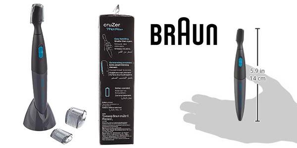 Braun cruZer 7 precision recortadora barata