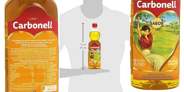 Carbonell aceite de oliva sabor 1 litro oferta