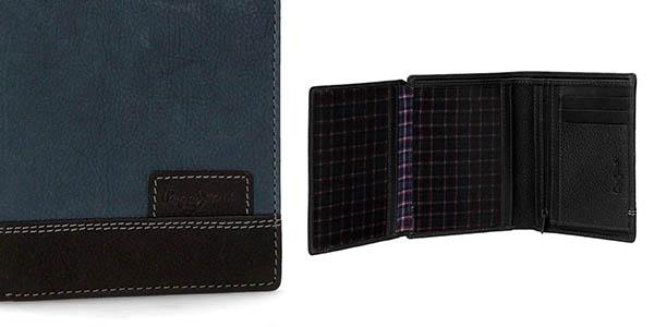 cartera Pepe Jeans New Doors diseño para hombre oferta