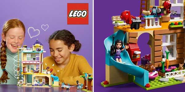 Casa de la Amistad LEGO Friends chollo en Amazon