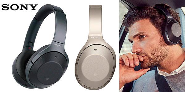 Chollazo Auriculares de diadema inalámbricos Sony WH-1000XM2