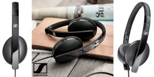 Chollo Auriculares Sennheiser HD2.20s plegables
