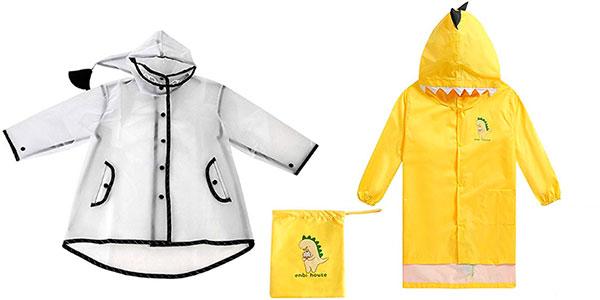 Chubasquero infantil en 2 modelos barato