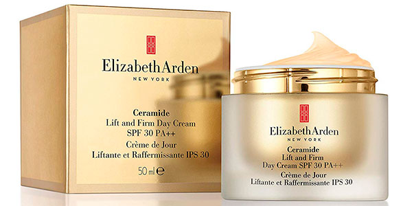 Chollo Crema reafirmante Elizabeth Arden Ceramide de 50 ml