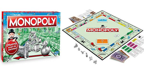 Chollo Juego Monopoly clásico