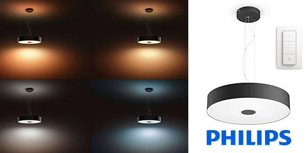 Lámpara colgante Philips Fair LED de 22 W barata