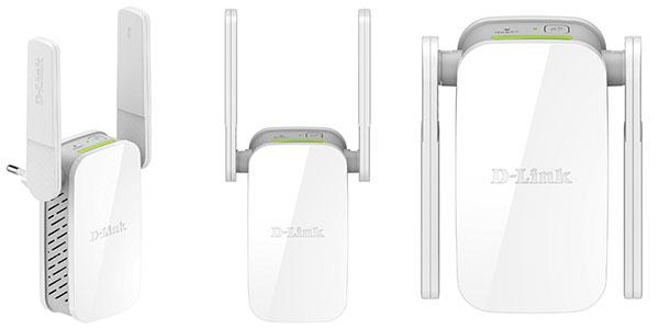 Chollo Repetidor Wi-Fi D-Link DAP-1610 AC1200 de 1.200 Mbps