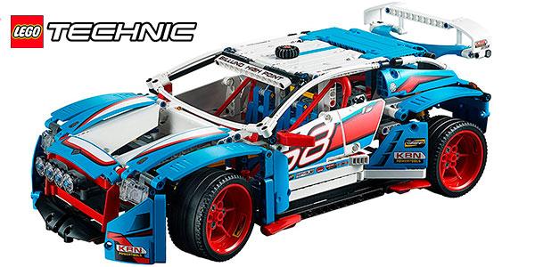 Chollo Coche de Rally LEGO Technic 2 en 1