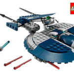 Chollo Speeder del General Grievous de LEGO Star Wars