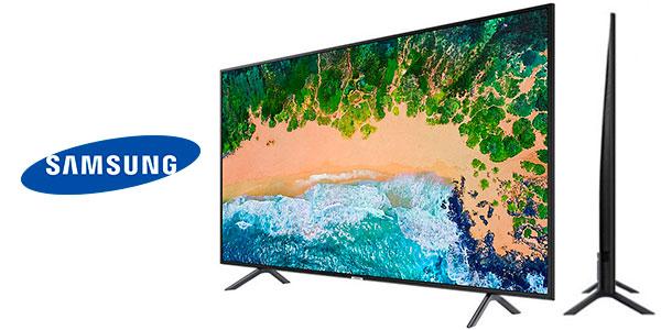 "Chollo Smart TV Samsung UE55NU7092 UHD 4K HDR de 50"""
