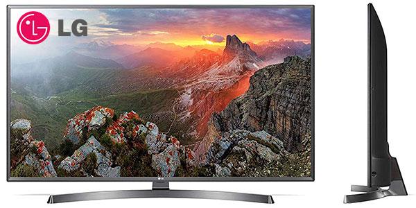 """Chollo Smart TV LG 65UK6750PLDde 65"""" UHD 4K con Inteligencia Artificial"""