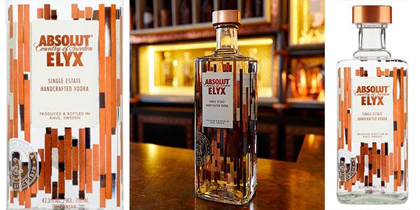Chollo Vodka Absolut Elyx (700 ml)