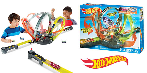 circuito Hot Wheels Megalooping Infernal barato