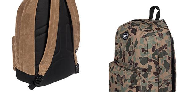 DC Shoes Backstack mochila con compartimento para portátil oferta