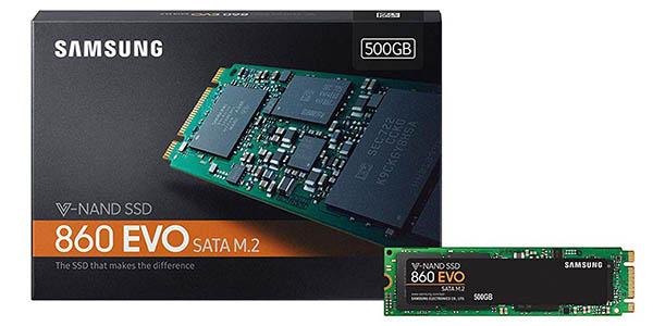 Disco SSD Samsung EVO M.2 500 GB