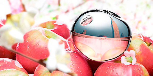 Eau de parfum DKNY Be Delicious Fresh Blossom de 100 ml en oferta